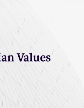 Australian Values Survey - 2018