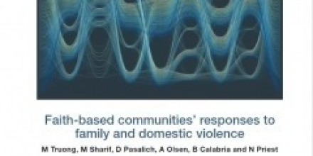 Faith-based communities' responses to family and domestic violence