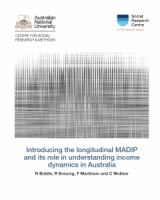 Introducing the longitudinal MADIP and its role in understanding income dynamics in Australia